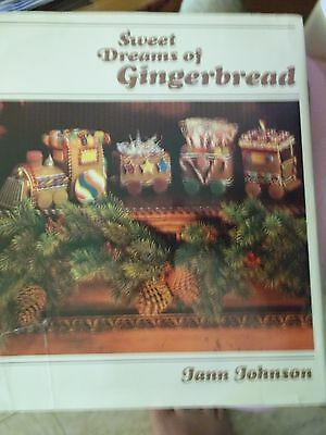 Gingerbread house baking mold and book sweet dreams of gingerbread