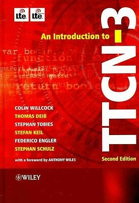 An Introduction to TTCN-3 by Colin Willcock Hardcover Book (English)