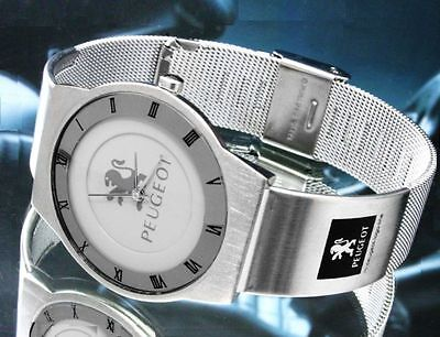 white Face watch for PEUGE0T 206 307 306 407 106 bike 406 driver's collected