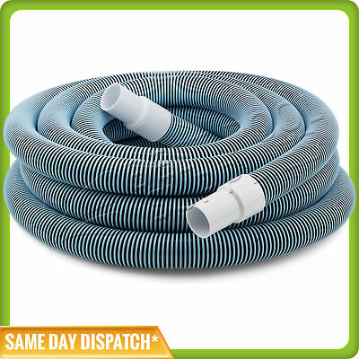 Premium Swimming Pool Vac / Vacuum Hose - 12M - Spiral Wound Eva – Swivel Cuff
