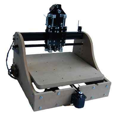 MillRight CNC Machine Kit 3 Axis w homing switches - CNC Router and PCB Milling