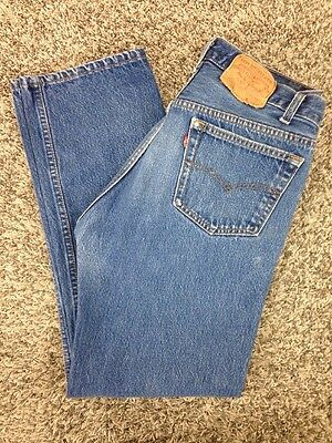 Vintage Levis 501 Jeans Made in USA Sz 32x30