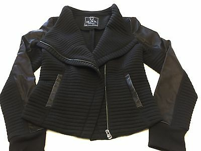 NEW Womens Lorna Jane Activewear   Luxe Aviator Jacket