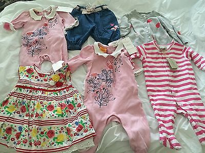 Baby Girl Clothes 0000, 000, 00, 0 Lots With Tags