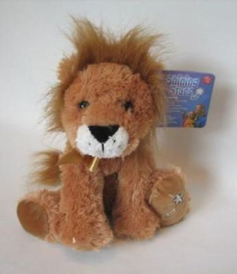 New with Tag Lion Plush Shining Stars Russ Berrie 34438