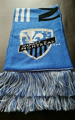 MLS Montreal Impact Scarf NEW!