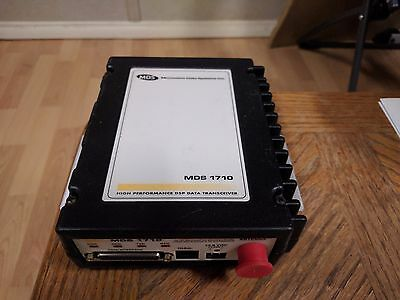 MDS 1710 Series Microwave Data Systems - MDS 1710 Transeiver