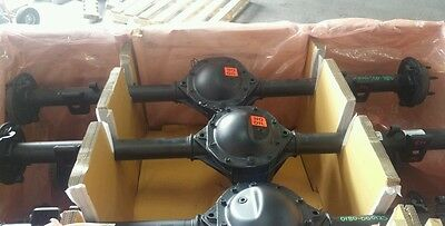 Brand New Ba Bf Ford Falcon Lsd 3.73 Ratio M86 Complete Rear Differential