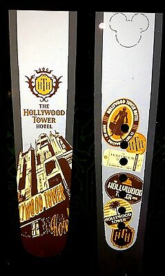 New Disney Hollywood Tower Of Terror Magic Band U Pick Color - Link it Later