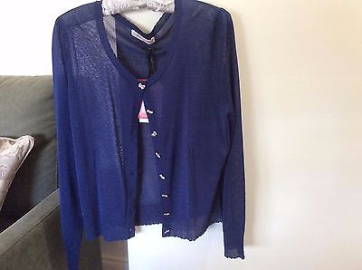 Alannah Hill Cardigan, brand new with all tags