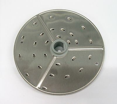"""NEW Robot Coupe Grater R209 27577 2mm 5/64"""" Medium Grating Disc Plate NOS"""