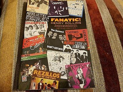 Fanatic! by Henry Rollins