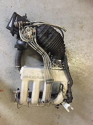 Audi 80 2.0 16v Complete Inlet Manifold Airbox Fuel Injection And Throttle Body