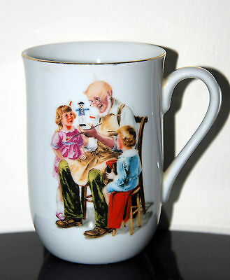 museum collections inc the toy maker 1986  mug