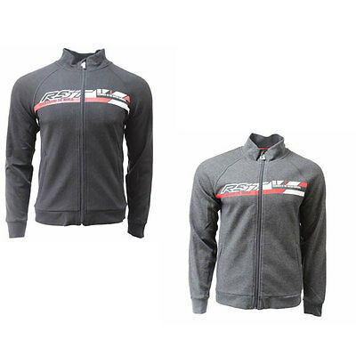 RST Zip Logo Motorcycle Motorbike Casual Textile Hoodie | All Colours & Sizes