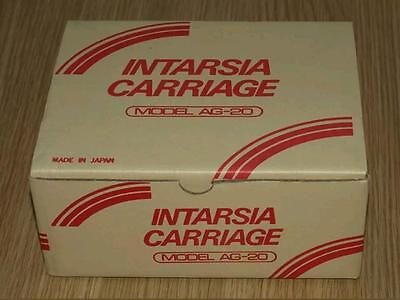 Intarsia Carriage Model AG-20 For Singer Knitting Machine