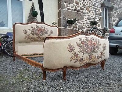 French Vintage Flamboyant And Opulent Louis Xv Revival Double Corbiele