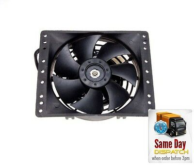 New Universal Electric Radiator Cooling 12V Fan For Motorcycle Trike