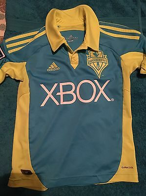 Seattle sounders football shirt