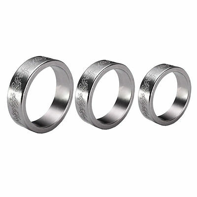 1pc Magic Strong Magnetic Ring Finger PK Magician Trick Props 18mm 19mm 20mm