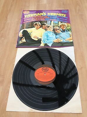 Herman's Hermits - The Most Of - VG+ Condition Vinyl LP Record