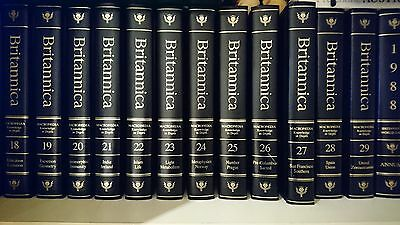 Encyclopaedia Britannica by Encyclopaedia Britannica (UK) Ltd (Hardback, 1988)