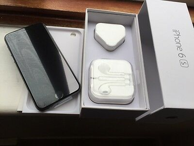 brand new Apple iPhone 6S 16GB Space Grey Unlocked Smartphone next day delivery