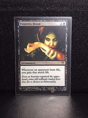 Magic: The Gathering - Exquisite Blood (foil) - Avacyn Restored - MTG