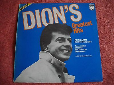 Dion- Greatest Hits- LP