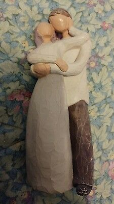 Together willow tree figure