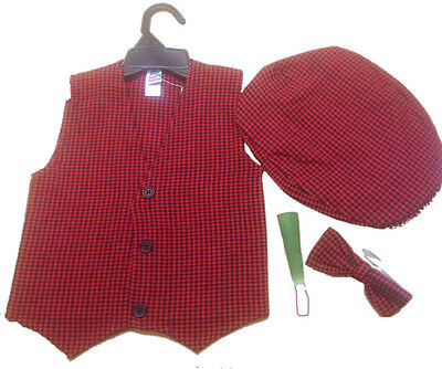 Boys Traditional Welsh Costume Set