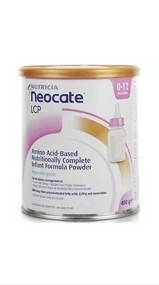 Neocate Lcp Amino Acid-based , Nutritionally Complete, Infant Formula, 2x400g