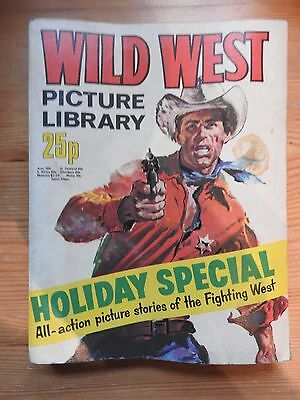 Wild West Picture Library Holiday Special 1975