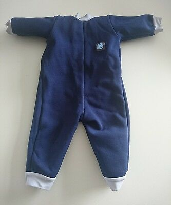 splash about all in one blue 3-6 months