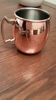 1 x Grey Goose Moscow  Mule Copper Cups new