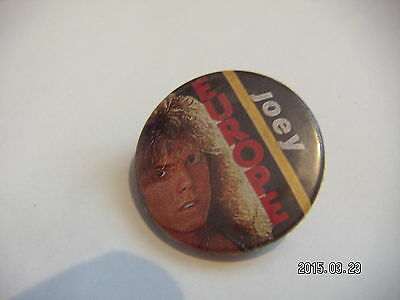 Europe Pop Music Picture Badge 9