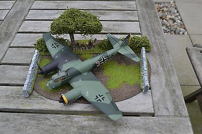 Warlord Bolt Action Chain of Command Objective Ju88 shotdown Aircraft
