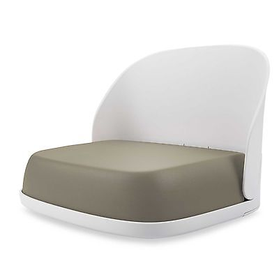 OXO TotPerch Booster Seat for Big Kids in Taupe