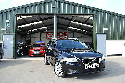 2010 Volvo V50 1.6D DIESEL MANUAL DRIVe SE Lux PX WELCOME