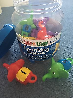 Learning Resources Number Toy - Excellent Condition