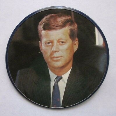 John F Kennedy President Vintage Presidential  Pinback Political Buttons VG/Ex