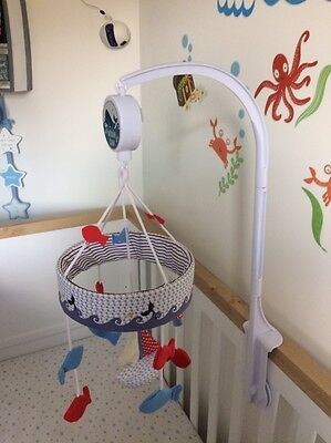 Mothercare Nautical Cot Mobile