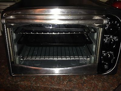 GE Rotisserie Convection Oven & Toaster - Stainless Steel Countertop