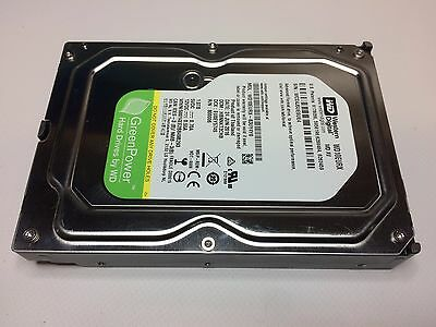 "1TB 1000GB SATA 3.5"" Desktop CCTV PC MAC DVR Internal Hard Disk Drive WD HDD"