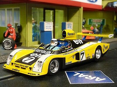 Slotcar RENAULT Alpine A442 in 1:32 auch für Carrera Evolution        LM132077M7