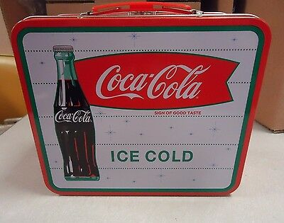 Coca-Cola Collectible Lunch Box
