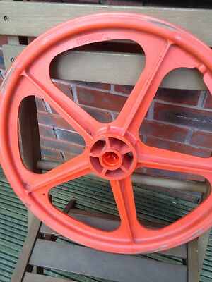 SKYWAY BMX MAG WHEEL Front Orange / Spares and Repair / Old, Mid School
