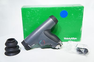 Welch Allyn 11820 PanOptic Ophthalmoscope With Blue Filter And Corneal Lens