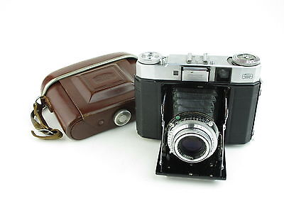 Zeiss Ikon Super Ikonta IV 534/16 6x6 range finder C. Zeiss Tessar 1:3,5 f=75mm