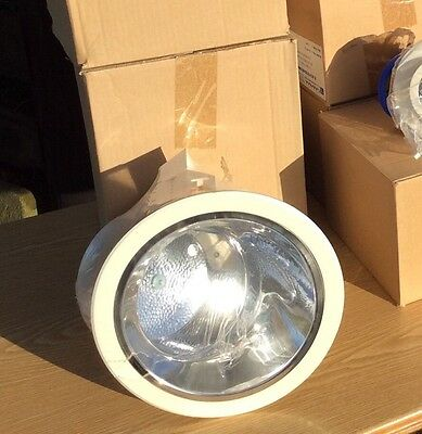 Compact Fluorescent Downlight 237mm  X2